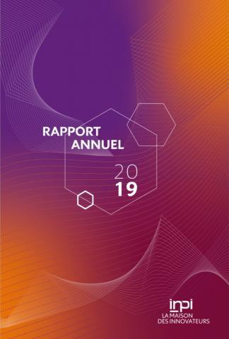 Rapport annuel 2019 de l'INPI © INPI