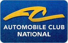 Marque semi-figurative n° 4 316 261 au nom d'Automobile Club Association