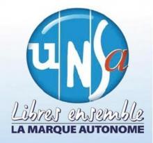 Marque n° 4 410 335 du syndicat UNSA